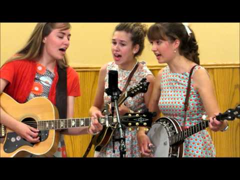 "McKinney Sisters sing ""Nothing But the Blood"""