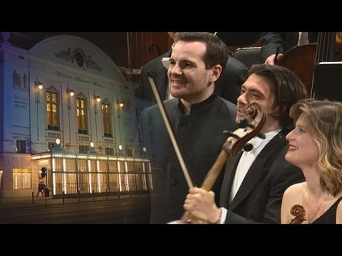 Ο 30χρονος μαέστρος που εμφανίστηκε στην Όπερα της Βιέννης – musica
