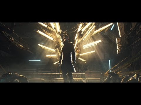 Deus Ex: Rozłam Ludzkości #1