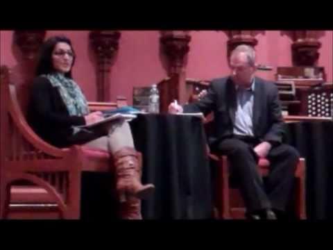Susan Abulhawa v.s Dershowitz, Boston Book Festival, Part 1