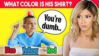 Video 111 Kindergarten Questions That Make You Feel Dumb MP3, 3GP, MP4, WEBM, AVI, FLV Juni 2019
