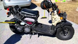 7. 2006 Honda Ruckus for sale in Burlington VT