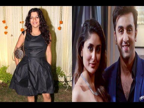 Zoya Akhtar wanted Ranbir, Kareena to play siblings