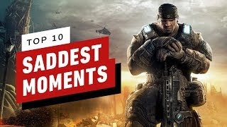 Top 10 Saddest Video Game Moments by IGN
