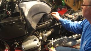8. Motorcycle Fuel Injector Cleaning