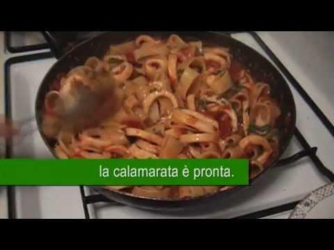 Calamarata Ischitana