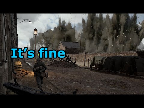 WHERE BOYS BECOME MEN (New Update) U7 | Carentan | Hell Let Loose