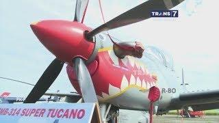 Video Membedah Kecanggihan Pesawat Terbang Super Tucano MP3, 3GP, MP4, WEBM, AVI, FLV Maret 2019