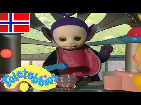 ☆ Teletubbiene på norsk ☆ 2018 HD ☆ Jordbær plukking | 35 ☆ Tegneserier for barn ☆