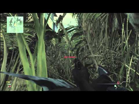 MW3: Infected hiding spots on map (MISSION)