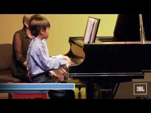 ViBO Music Recital 2014 Excerpt 3 - Piano Duo (Andrew Lee & Brian Chiang)