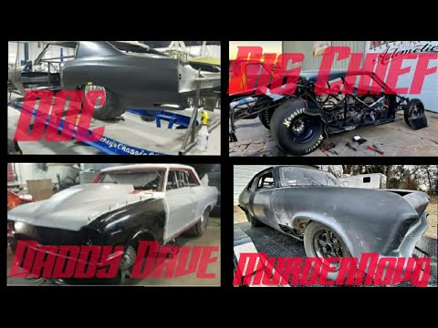 Big Chief, Daddy Dave, Ryan Martin, Doc, Murdernova ALL NEW CARS FOR NPK! Alex Laughins call out!!