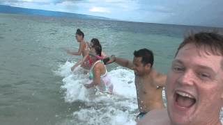 Bais Philippines  city pictures gallery : Sandbar race in Bais, Philippines