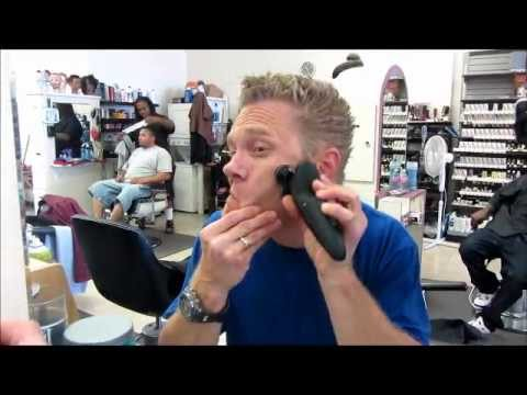 AMAZING Review Phillips Norelco SensoTouch 3D 1250X Electric Razor Video senso touch
