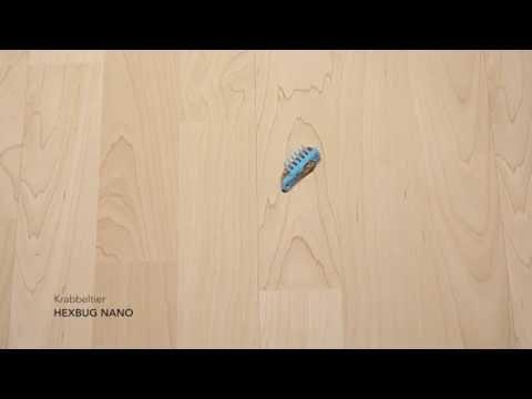 Krabbeltier HEXBUG NANO Video