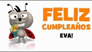 FELIZ CUMPLEAÑOS EVA!
