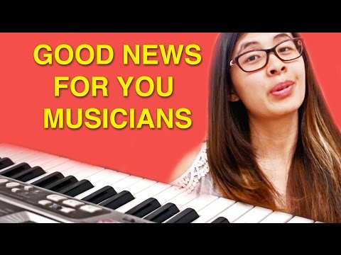 5 Benefits to Learning a Musical Instrument (видео)