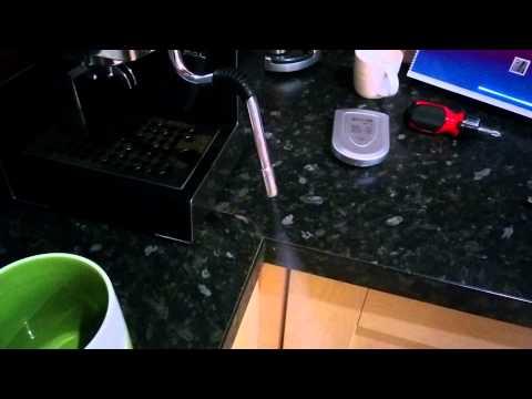 Gaggia Classic silvia v3 steam wand