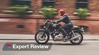 7. 2014 Triumph Thruxton bike review