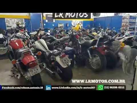 LR Motos - Processo de Manutenção do Quadriciclo MVK 150 Sport Azul