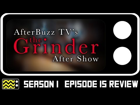 The Grinder Season 1 Episode 15 Review & After Show | AfterBuzz TV