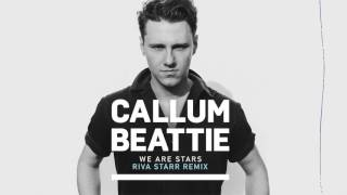 """We Are Stars EP (Remixes) Out Now:https://callumbeattie.lnk.to/WeAreStarsRemixesCallum's emotive, cracked vocal takes centre stage throughout and heralds the arrival of an unmistakeable new talent who's sure to dominate airwaves over the summer. Eponymous lead single 'We Are Stars' is testament to Callum's ability to weave together emotionally involved, uplifting odes, combining a rich and textured production with a hook laden chorus. It is also a bold and ambitious opening salvo from the Edinburgh-born (now London-based) singer songwriter, shirking the usual 'soft' introductions and instead jumping straight in with a song that's big, ambitious in scope and aimed straight at the heart. The accompanying video, shot in his native Scotland, is a perfect first sight of Callum and his emotionally raw, honest world.The 'We Are Stars' EP is produced by revered producer Ken Nelson, who produced Coldplay's Parachutes and X&Y and acclaimed works by the likes of Paolo Nutini, Badly Drawn Boy and The Charlatans. Nelson's ear for melodic, guitar-driven songwriting was a natural fit with Beattie's songwriting and he immediately saw the potential when he was played rough demos by Beattie's Liverpool based 3 Beat label. Nelson and Beattie subsequently debunked to Wales' Monnow Valley studios to lay down the 'We Are Stars' EP (March 31st, 3 Beat / Universal).The rich, vivid imagery Callum weaves into his songs could well be attributed to the synaesthesia that (literally) colours his writing. Synesthesia is a rare condition he's long had that means he 'sees' music and sounds as colours and shapes, but, like most of the great creative mind who have it, he struggles to explain it. But certainly he sees it as more creative blessing than curse.""""We Are Stars feels yellow to me. But I try to avoid red, if I was writing a song and it started to look a bit red, I'd probably stop writing it. I don't know why. It could be as simple as red being a sign of danger.""""Beattie spent his formative yea"""