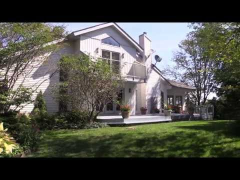 CALEDON ESCARPMENT HOME FOR SALE – Toronto Skyline Views on 14.89 Acres!