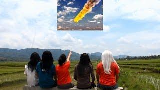 Meteor Gendeng   Qing fei de yi Parody