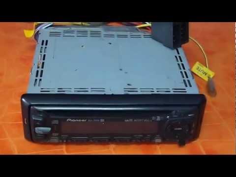 Radio CD para auto Pioneer DEH-2030R