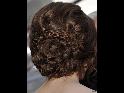 Romantic Formal/Wedding Updo Inspired by Anna Kendrick