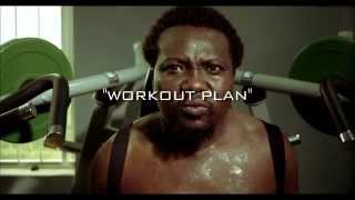 The Adventures of Mr Patrick- Workout plan