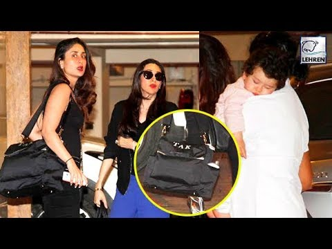 Kareena Kapoor's SPECIAL Gift For Taimur Before Hi