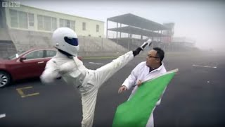 The Stig's Chinese cousin - Top Gear in Beijing - BBC