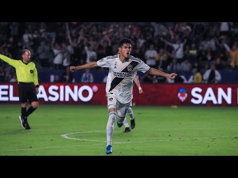 Video: GOAL: Uriel Antuna finds the back of the net from close range after hustle play from Cristian Pavon