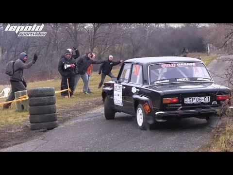 Szilveszter Rallye 2017.The Big Movie-Lepold Sportvideo