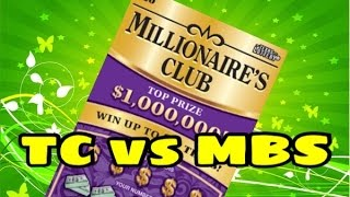 Welcome to Round #3 of Thursday Throw Down Show Down vs Millionaire Book Scratcher. Will I find a big win? Stay tuned. Check out Millionaire Book Scratcher: ...