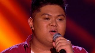 The Voice UK 2013 | Joseph performs 'Will You Still Love Me Tomorrow?' - Blind Auditions 6 - BBC One