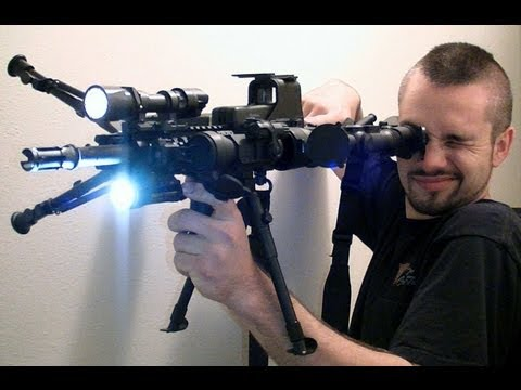 AR 15 - This video should be used as a guide for all your AR-15 tactical needs and should be treated as a tactical benchmark from henceforth. Rule #1: The more shit ...
