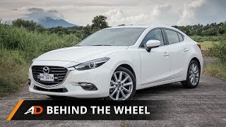 Taking the Mazda3 out for a spin is a fulfilling way to spend the weekend. Get in the passenger seat with Caco as he drives the ...