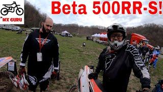5. FINALLY Test Riding the 2019 Beta 500RR-S ! My FAVORITE Beta!