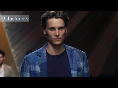 Missoni Men Spring/Summer 2014 Show | Milan Men's Fashion Week MFW | FashionTV