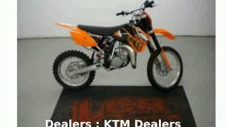 4. techracers - 2009 KTM SX 105 - Specs