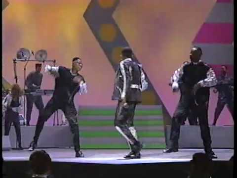 Live Music Show - New Jack Swing