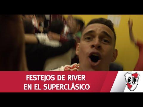 [EXCLUSIVO] Fiesta en el Superclásico y River en otra final de Copa Libertadores