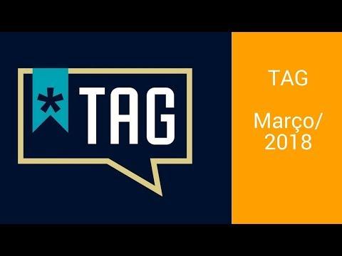 TAG: Experiências Literárias - Mar/2018