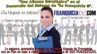 Su Sistema de Franquicias, solo $20.000 más% sobre venta de Franquicias http://www.desarrollodefranquicias.biz