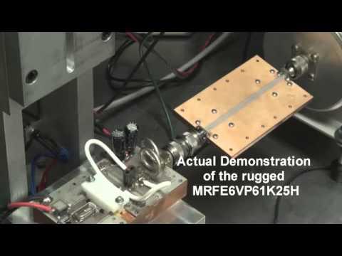 Freescale MRFE6VP61K25H