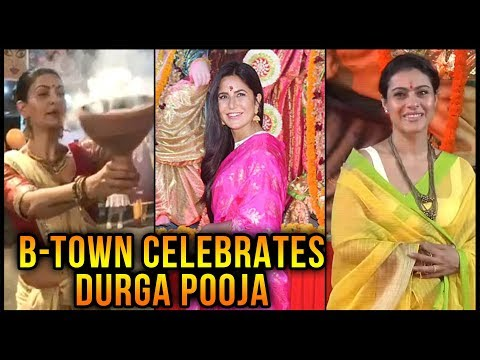 Bollywood's Durga Puja Celebration Is A Must Wat