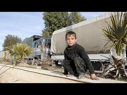 Συρία: Ανθρωπιστική βοήθεια σε πέντε υπό πολιορκία περιοχές