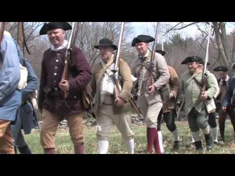 Why the Americans Fought at Concord